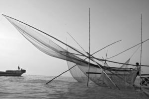 04_fishemen of Padma River_Black n White_Photo_Landscape_Portrait_Noor Alam_Dhaka_Bangladesh