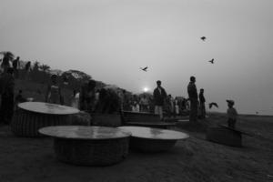 08_fishemen of Padma River_Black n White_Photo_Landscape_Portrait_Noor Alam_Dhaka_Bangladesh